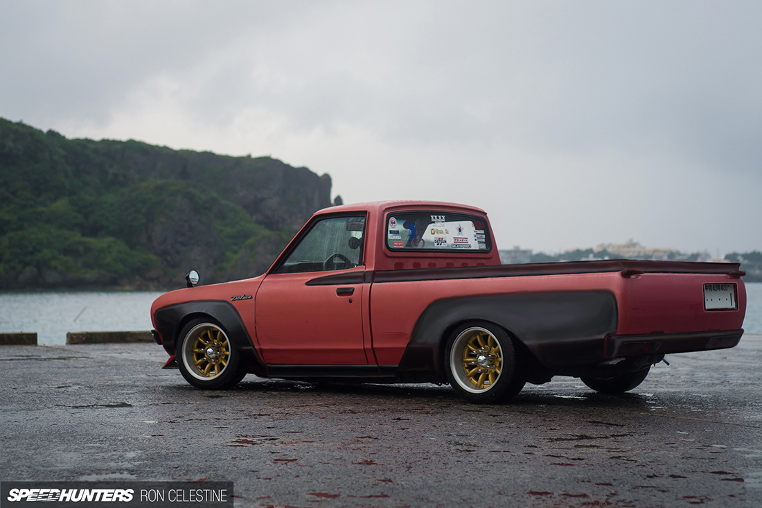 datsun 620 design by michael nayos